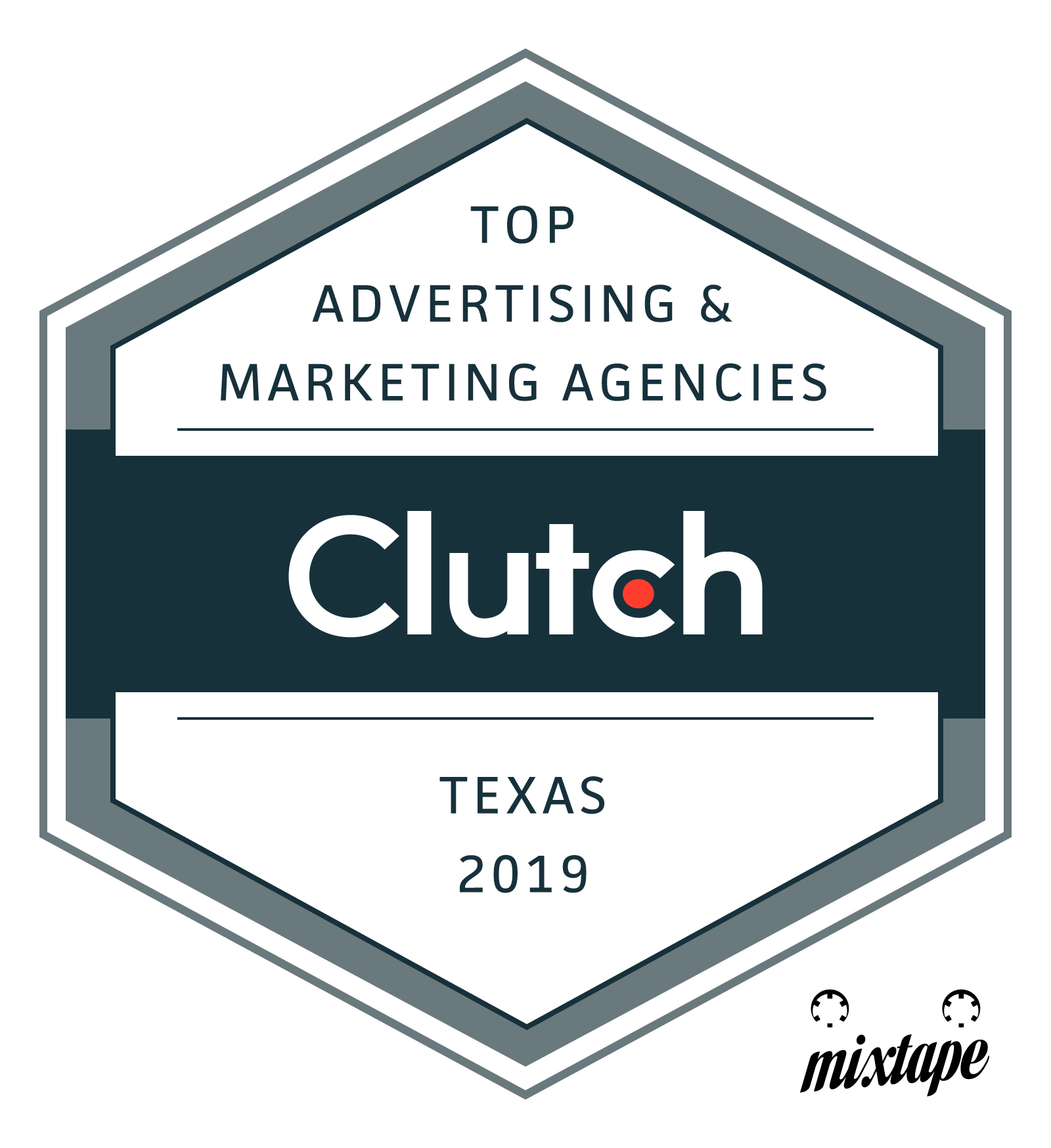 mixtape marketing is a Clutch 2019 Top Texas Advertising & Marketing Agency
